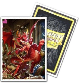 Dragon Shields Sleeves: Art Matte Valentine