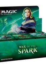 WOTC MTG Booster Box: War of the Spark