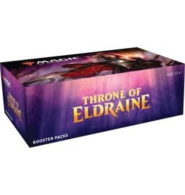 WOTC MTG Booster Box: Throne of Eldraine
