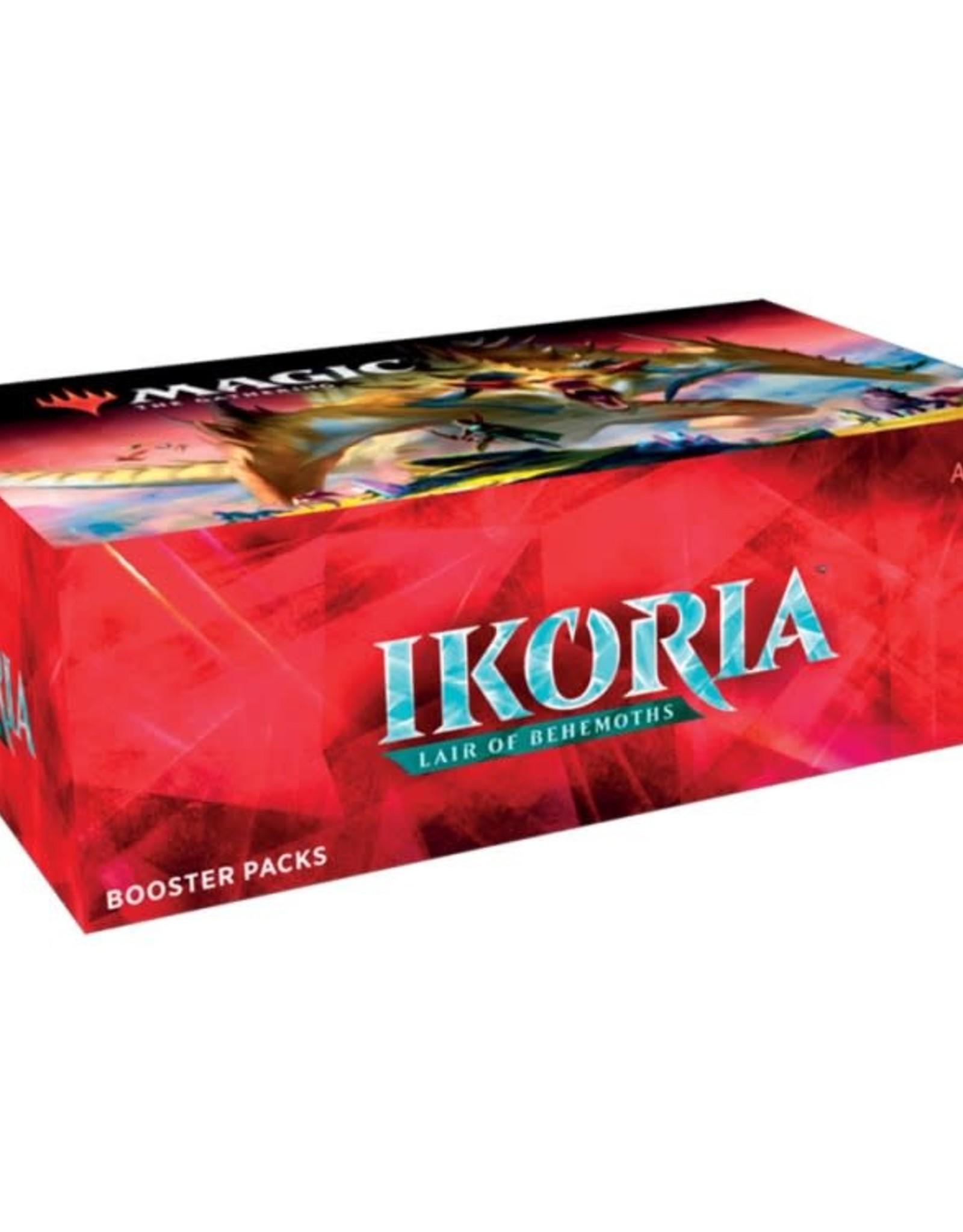WOTC MTG Booster Box: Ikoria - Lair of Behemoths (36 Packs)
