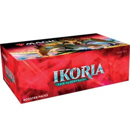 WOTC MTG Booster Box: Ikoria - Lair of Behemoths (36 Packs)