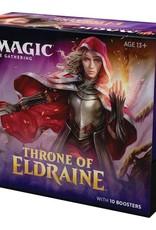 WOTC MTG Throne of Eldraine Bundle (Fat Pack)
