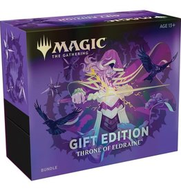 WOTC Mtg Throne of Eldraine: Gift Bundle