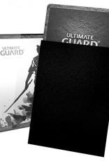 Ultimate Guard Katana Sleeves: 100 Count: Black