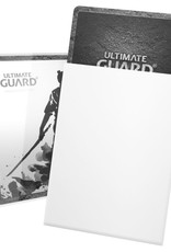 Ultimate Guard Katana Sleeves: 100 Count: White