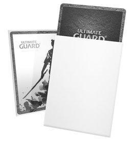Ultimate Guard Katana Sleeves: 100 Count: White