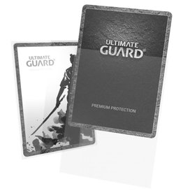 Ultimate Guard Katana Sleeves: 100 Count: Transparent