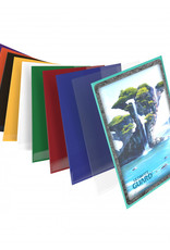 Ultimate Guard Katana Sleeves: 100 Count: Green