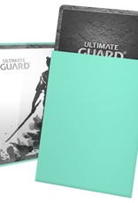 Ultimate Guard Katana Sleeves: 100 Count: Turquoise