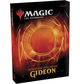 WOTC MTG Gideon Signature Spellbook