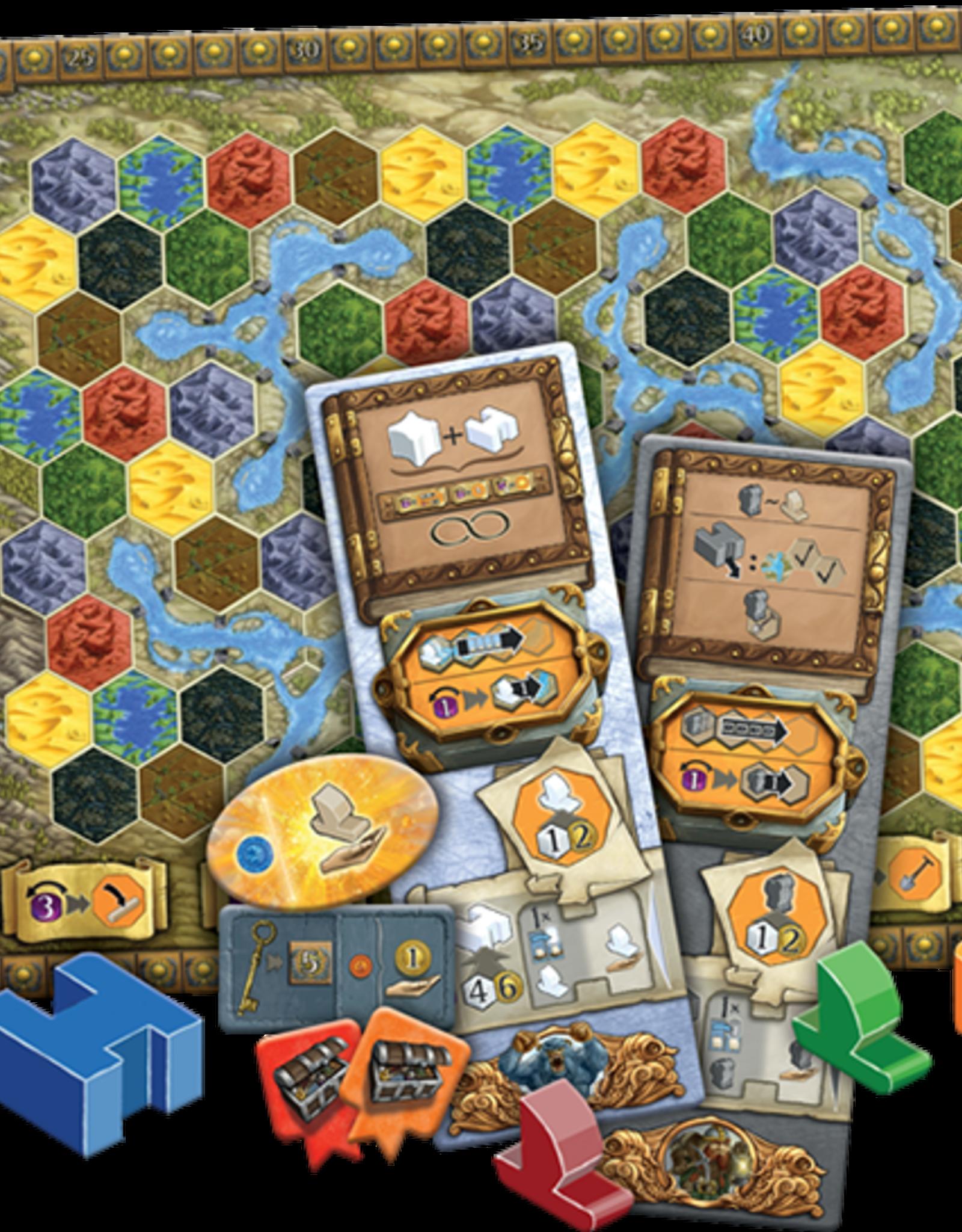 Z-Man Games Terra Mystica Merchants of the Seas Expansion