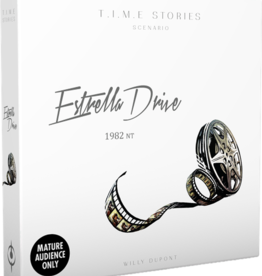 Space Cowboys TIME Stories (T.I.M.E Stories) : Estrella Drive
