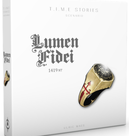 Space Cowboys TIME Stories Lumen Fidei