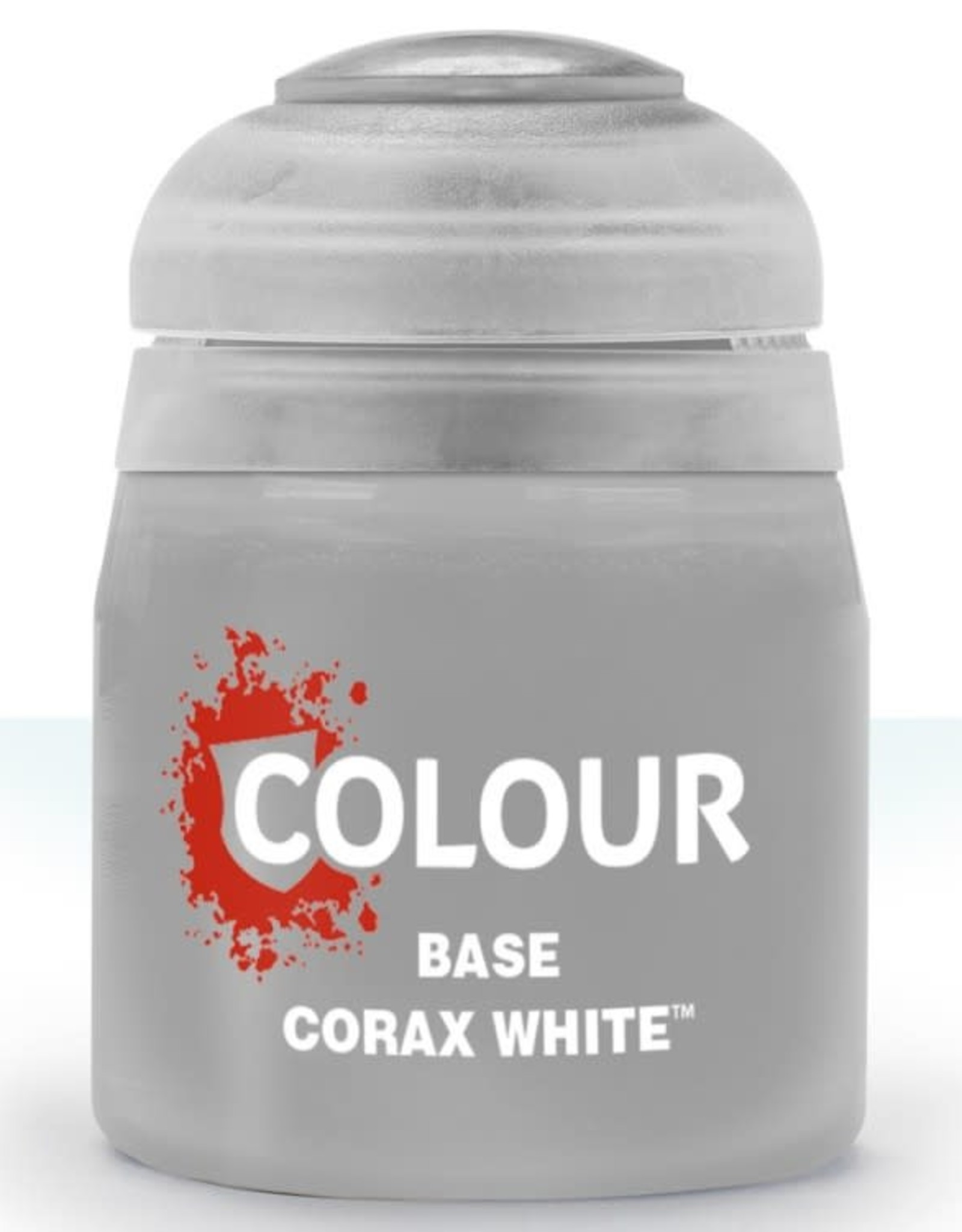 Games Workshop Citadel Paint: Base - Corax White