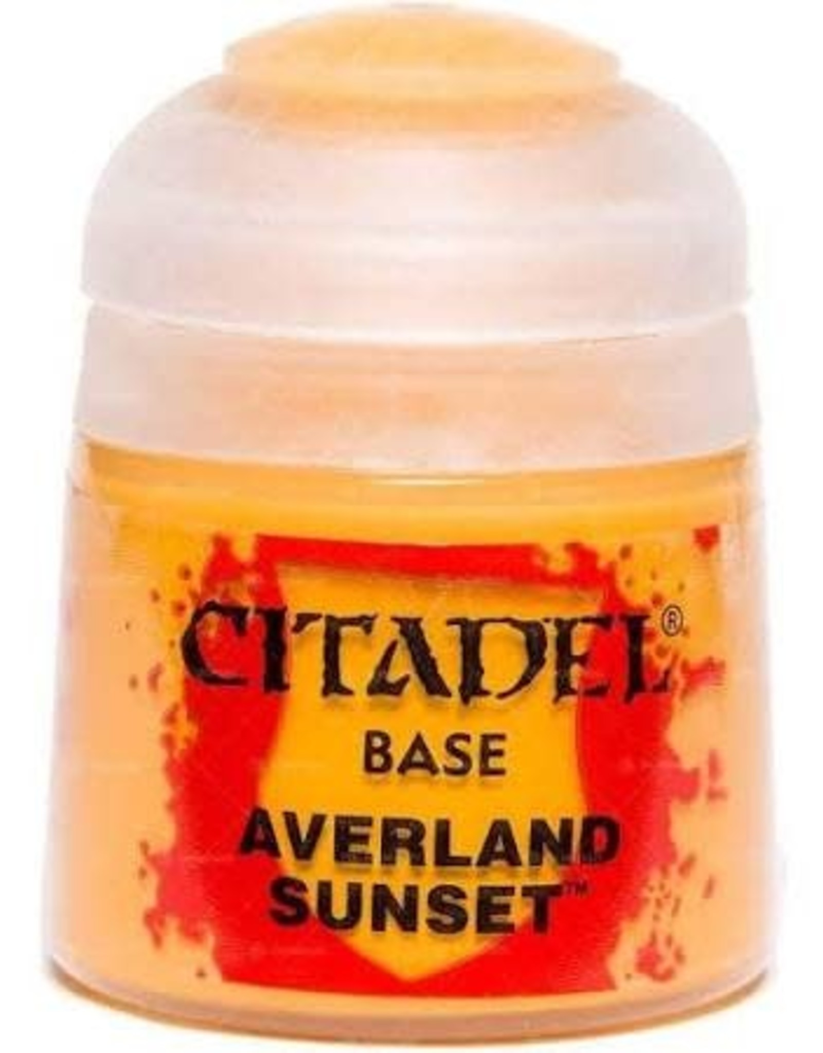 Games Workshop Citadel Paint: Base - Averland Sunset