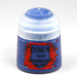 Games Workshop Citadel Paint: Base - Macragge Blue