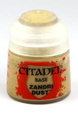 Games Workshop Citadel Paint: Base - Zandri Dust