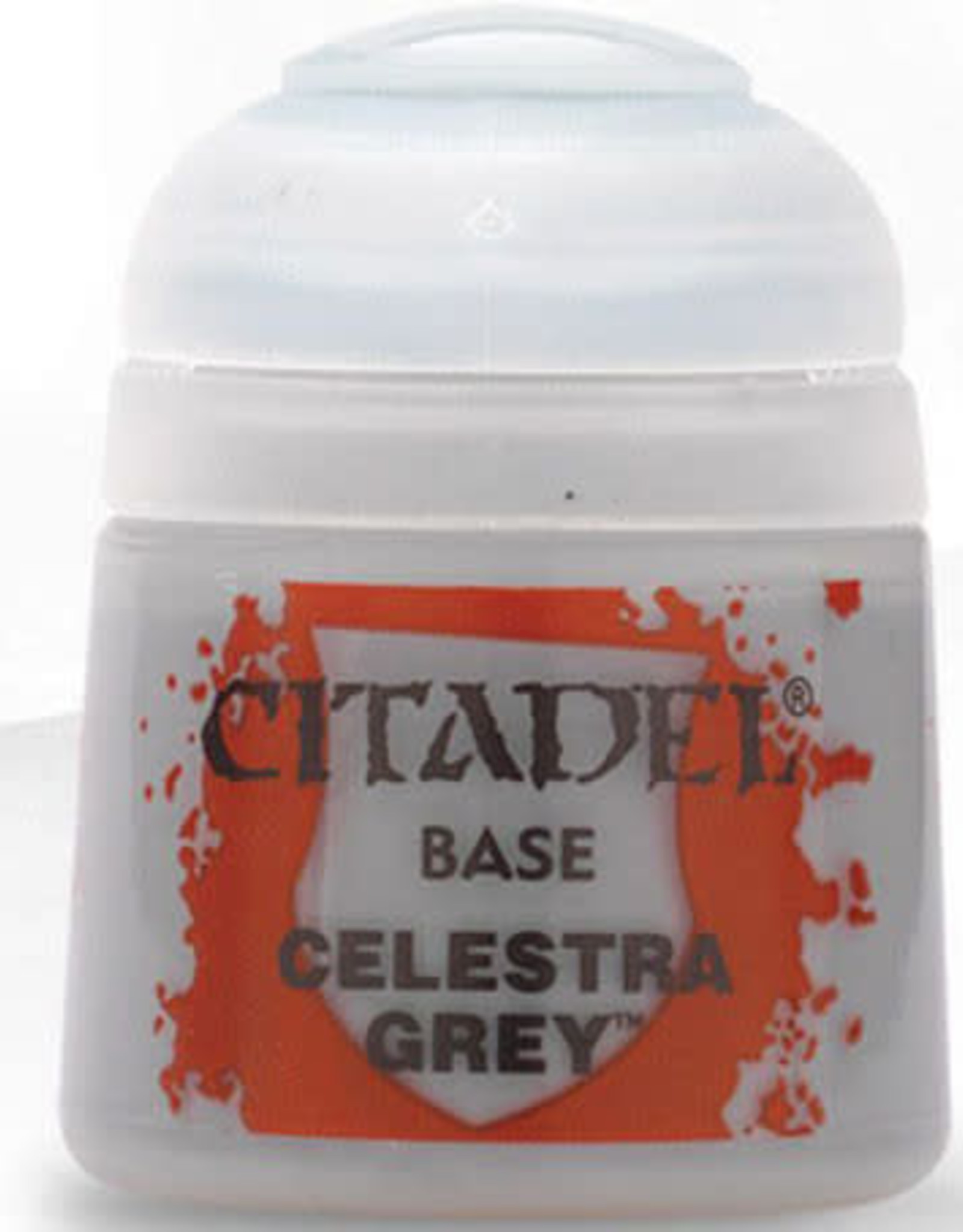 Games Workshop Citadel Paint: Base - Celestra Grey