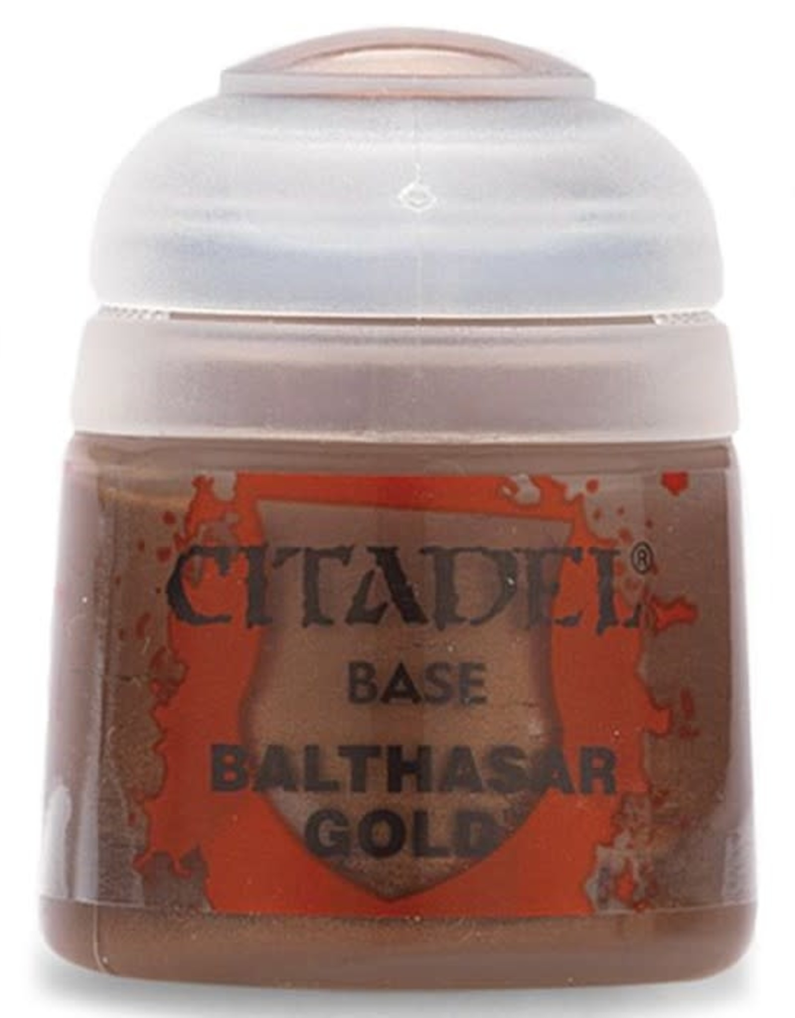 Games Workshop Citadel Paint: Base - Balthasar Gold