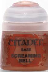 Games Workshop Citadel Paint: Base - Screaming Bell