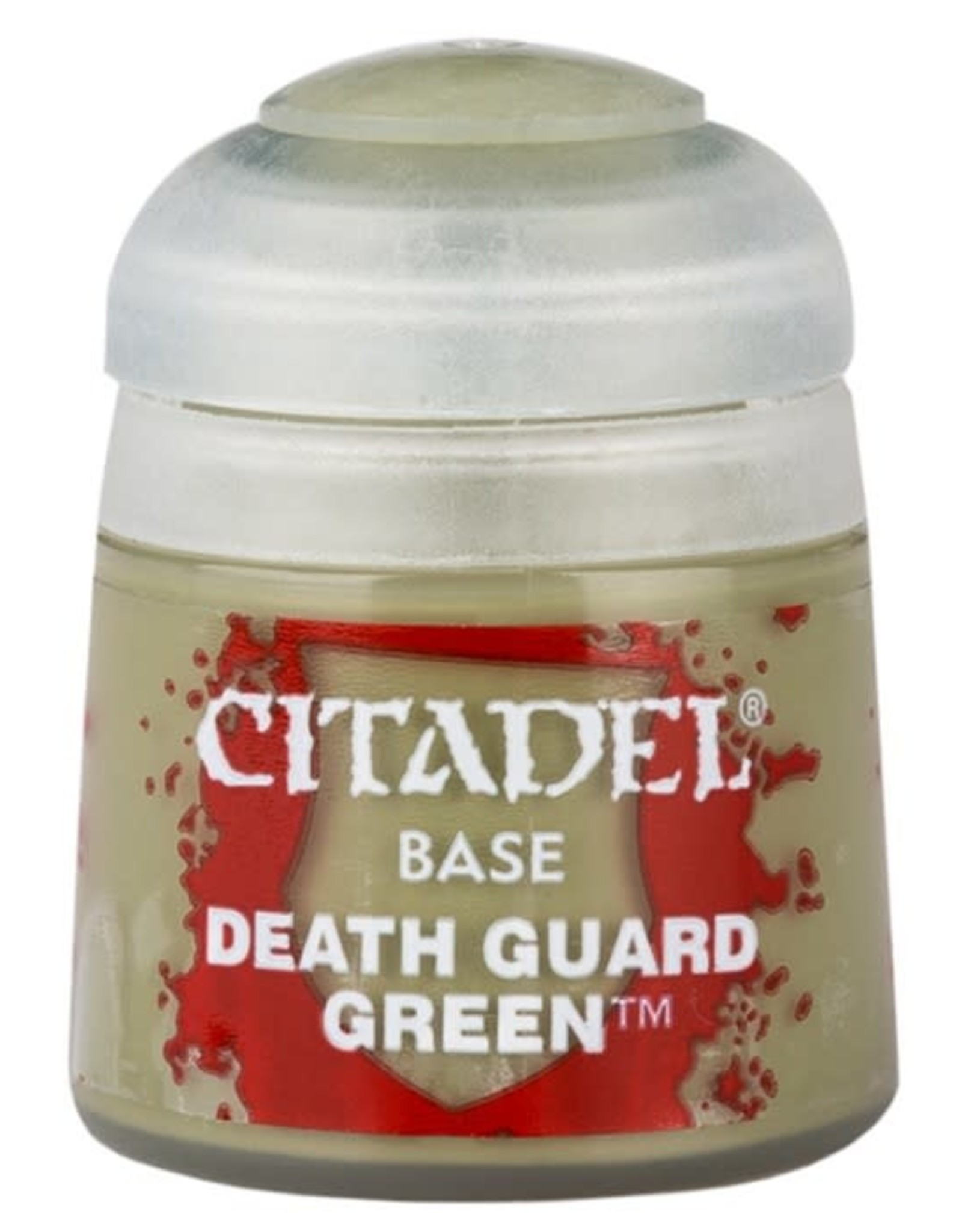 Games Workshop Citadel Paint: Base - Death Guard Green 12ml