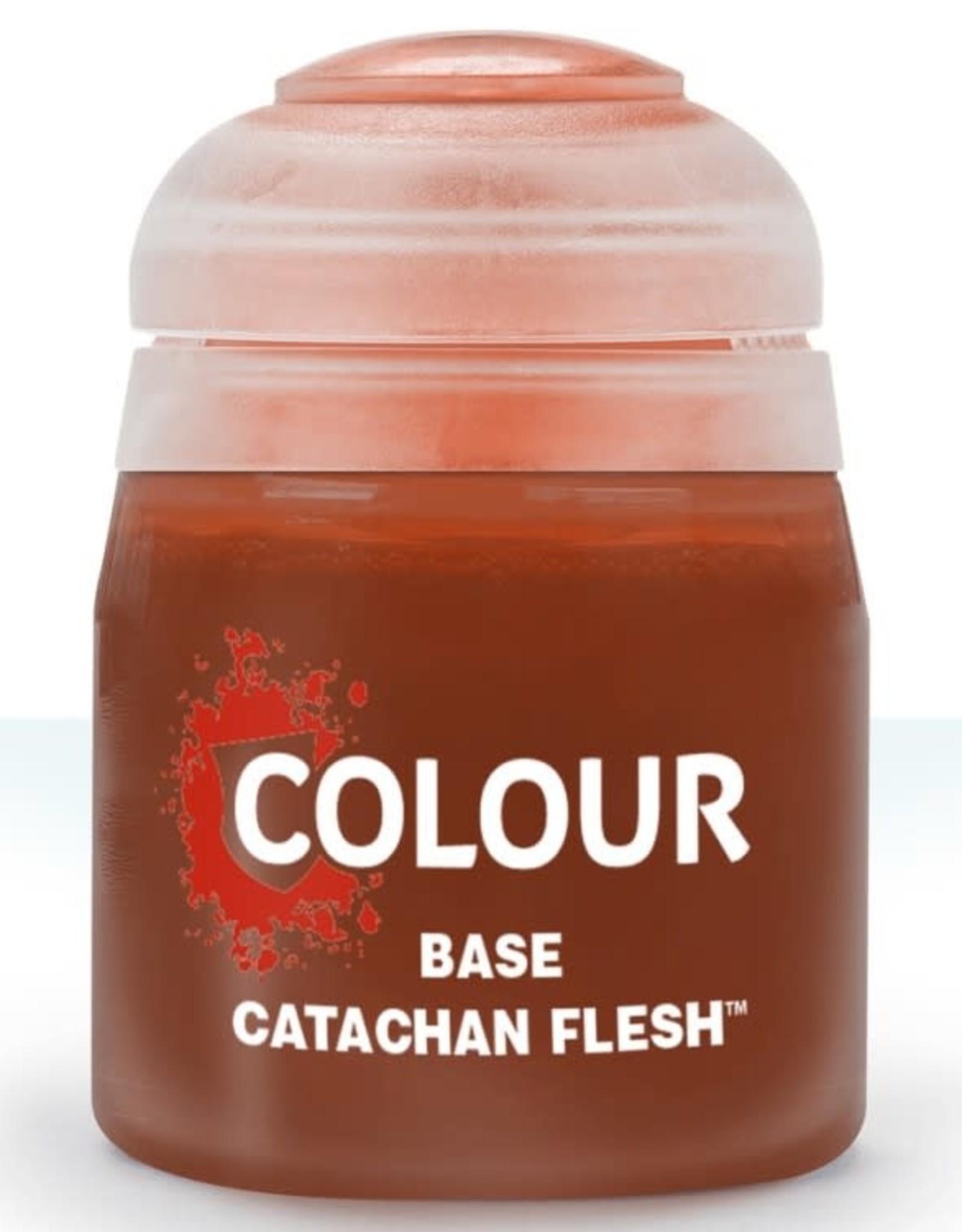Games Workshop Citadel Paint: Base - Catachan Fleshtone