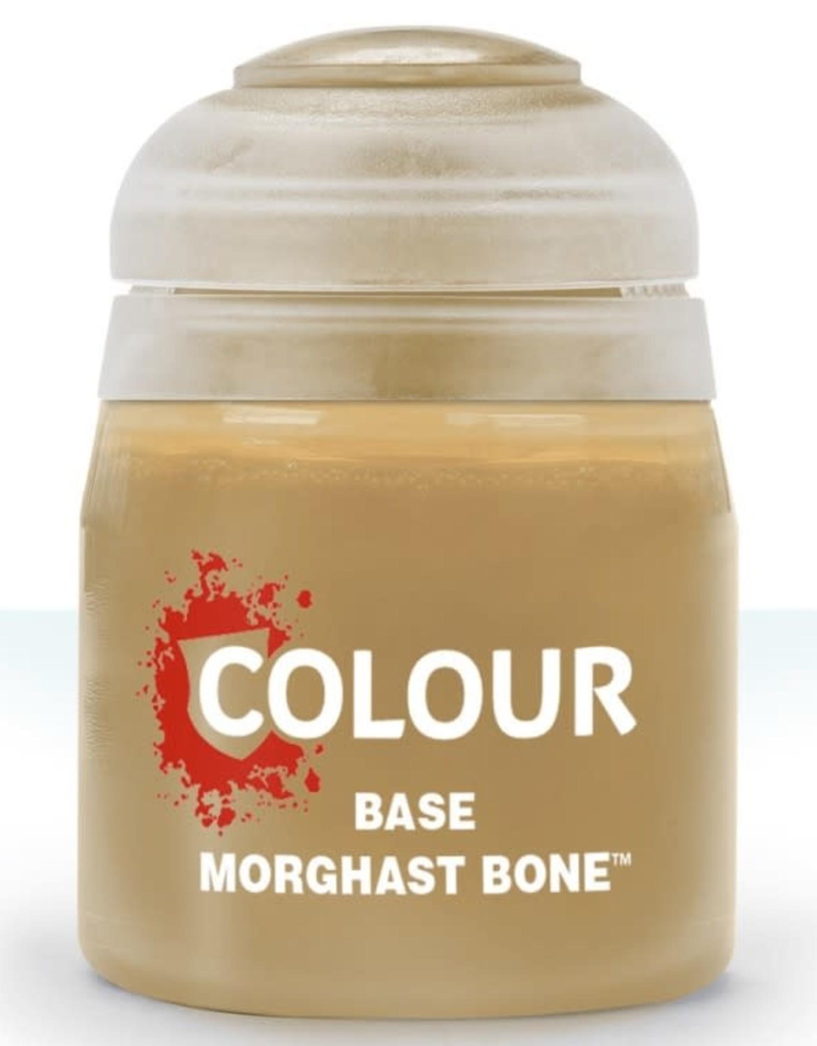 Games Workshop Citadel Paint: Base - Morghast Bone