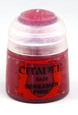 Games Workshop Citadel Paint: Base - Screamer Pink