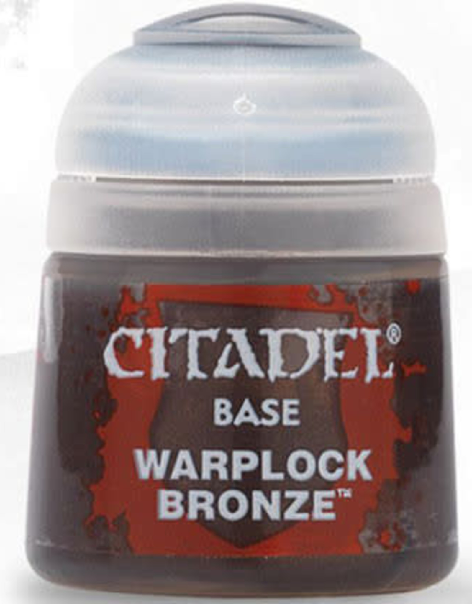Games Workshop Citadel Paint: Base - Warplock Bronze