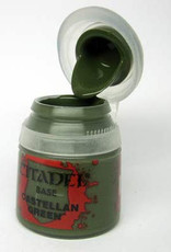 Games Workshop Citadel Paint: Base - Castellan Green