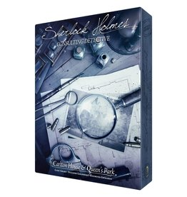 Space Cowboys Sherlock Holmes: Consulting Detective: Carlton House and Queens Park
