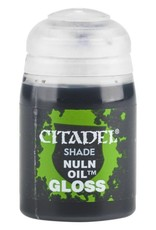 Games Workshop Citadel Paint: Shade - Nuln Oil Gloss (24ml)