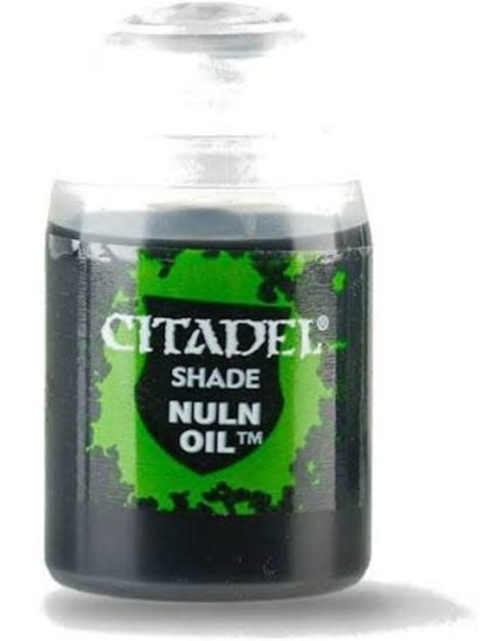 Games Workshop Citadel Paint: Shade - Nuln Oil (24ml)