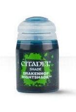 Games Workshop Citadel Paint: Shade - Drakenhof Nightshade 24ml