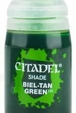 Games Workshop Citadel Paint: Shade - Biel-Tan Green 24ml