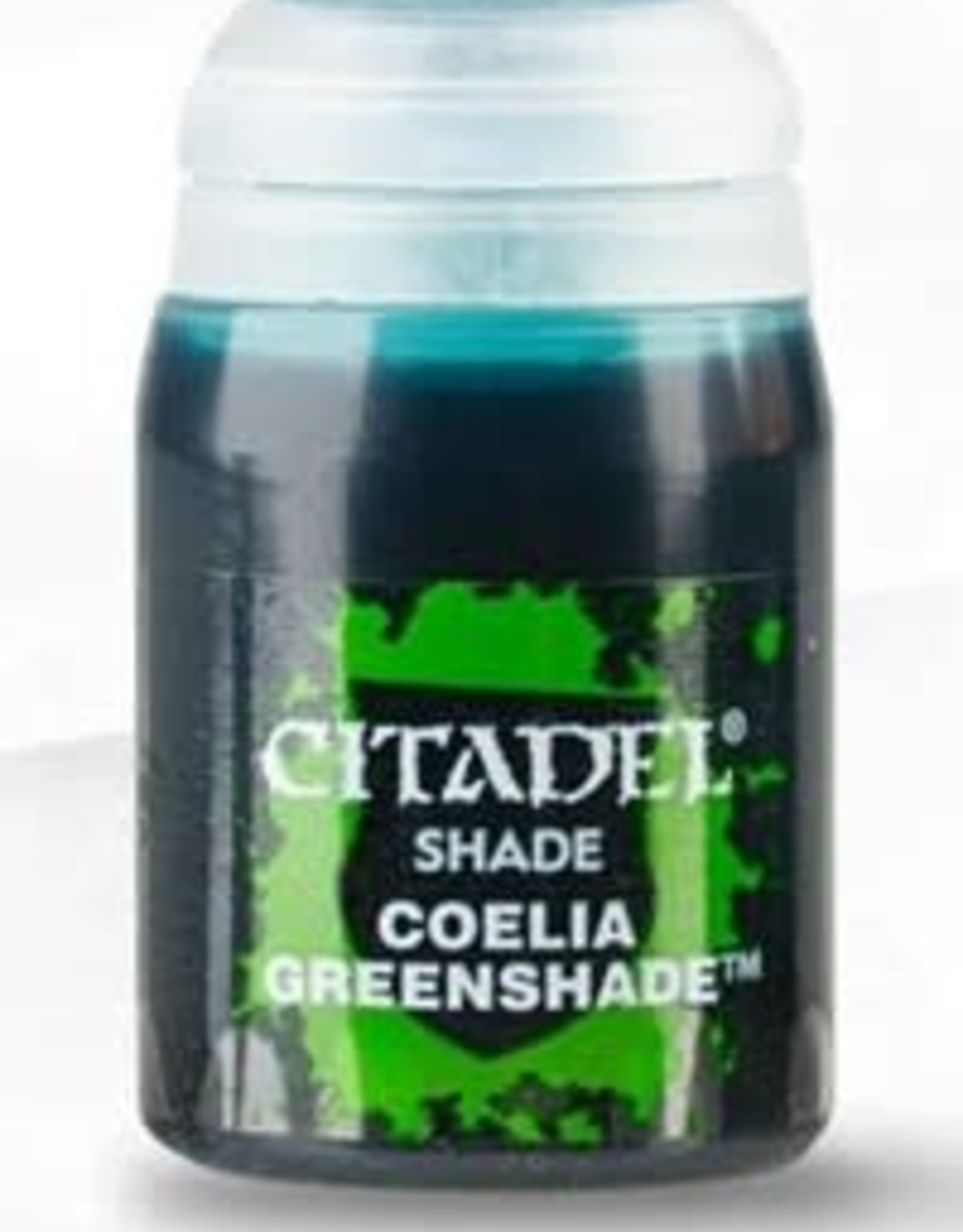 Games Workshop Citadel Paint: Shade - Coelia Greenshade 24ml