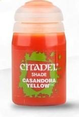 Games Workshop Citadel Paint: Shade - Casandora Yellow 24ml