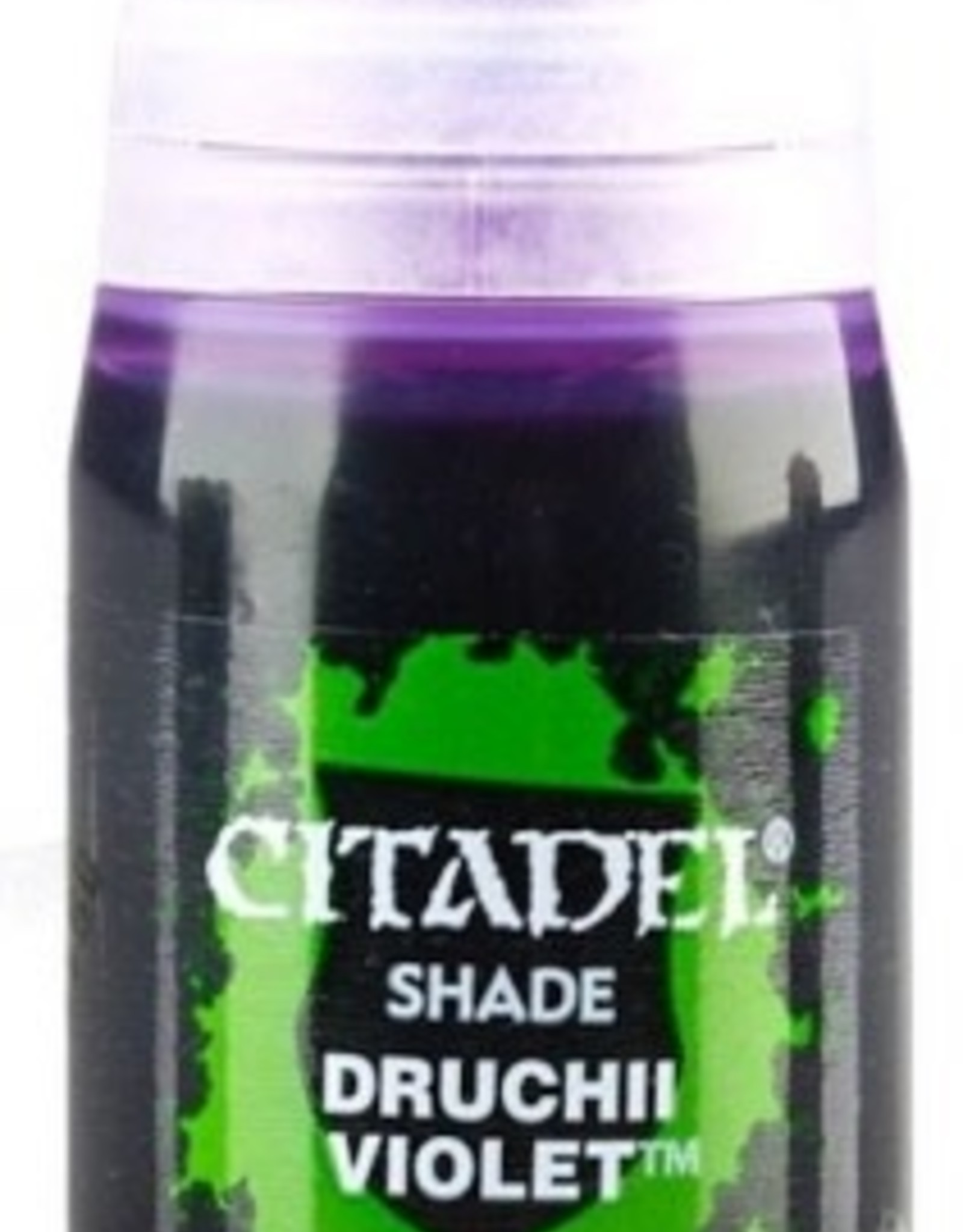 Games Workshop Citadel Paint: Shade - Druchii Violet 24ml