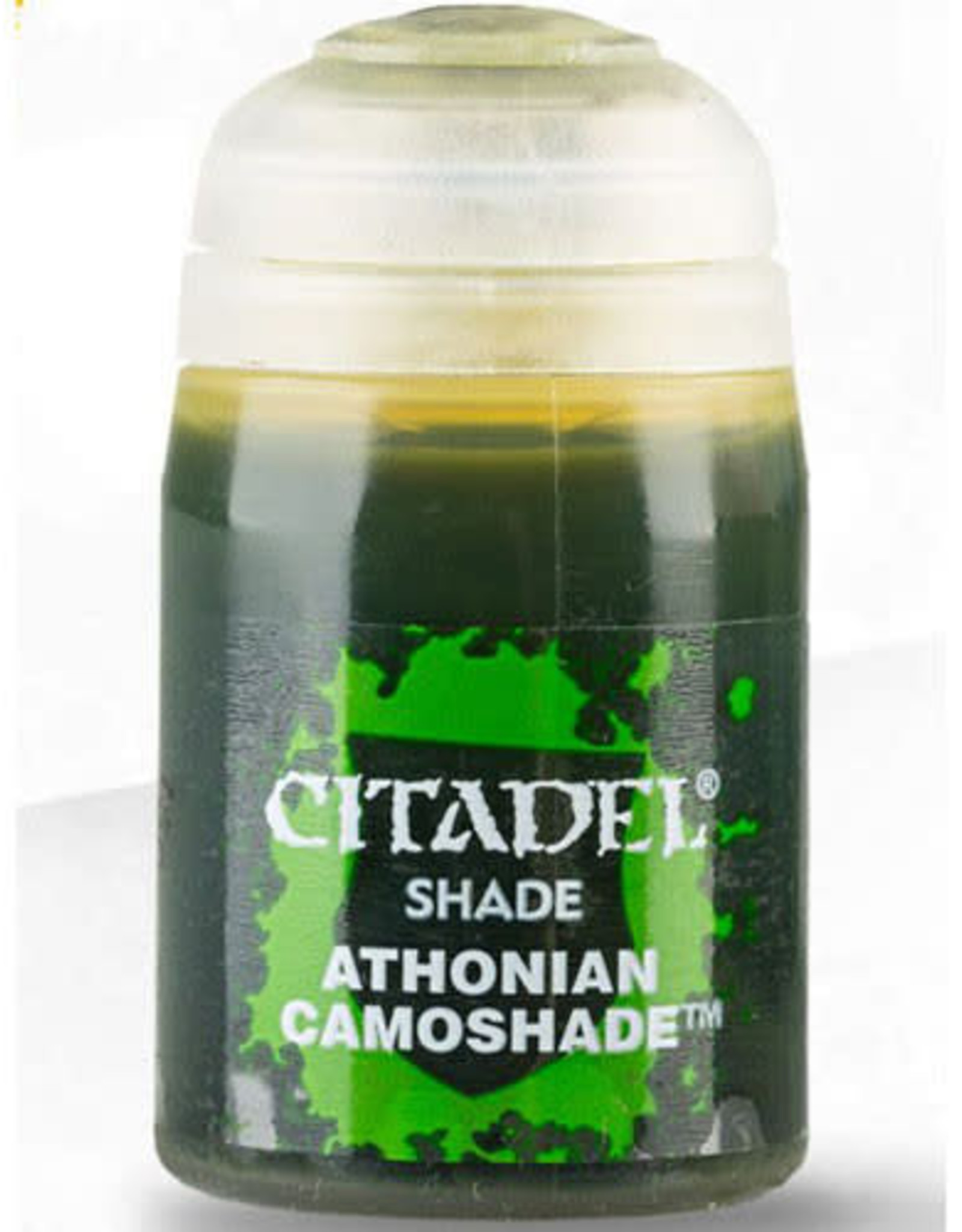 Games Workshop Citadel Paint: Shade - Athonian Camoshade 24ml
