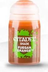 Games Workshop Citadel Paint: Shade - Fuegan Orange 24ml