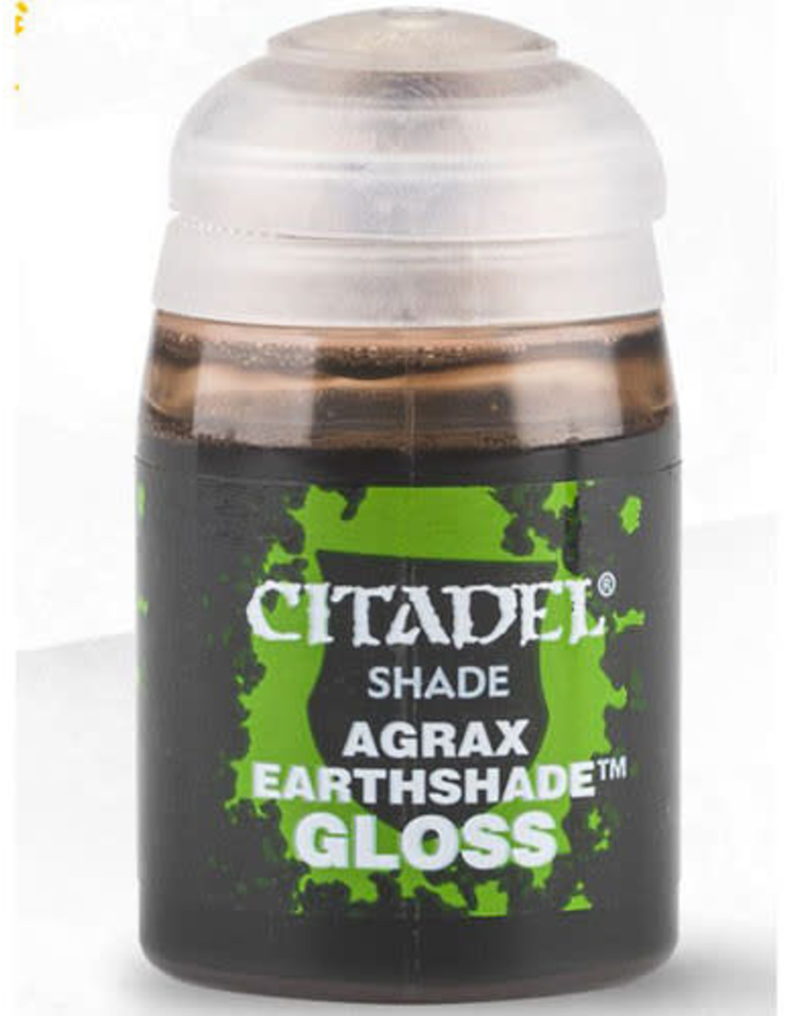 Games Workshop Citadel Paint: Shade - Agrax Earthshade Gloss (24ml)