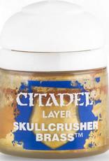 Games Workshop Citadel Paint: Layer - Skullcrusher Brass