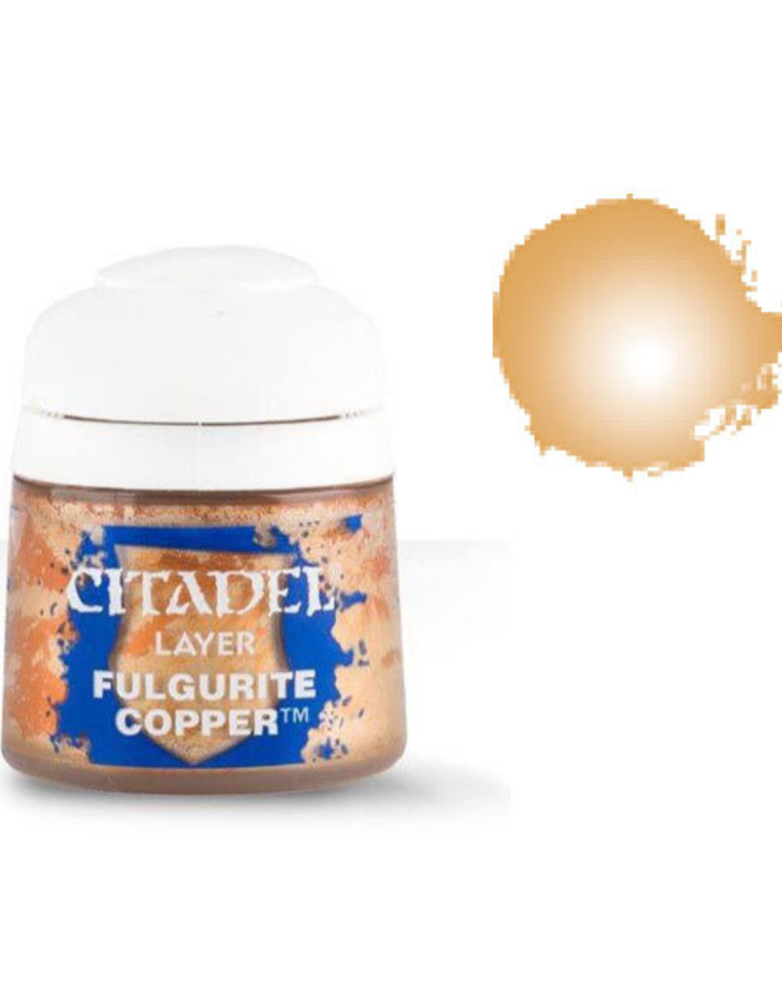 Games Workshop Citadel Paint: Layer - Fulgurite Copper