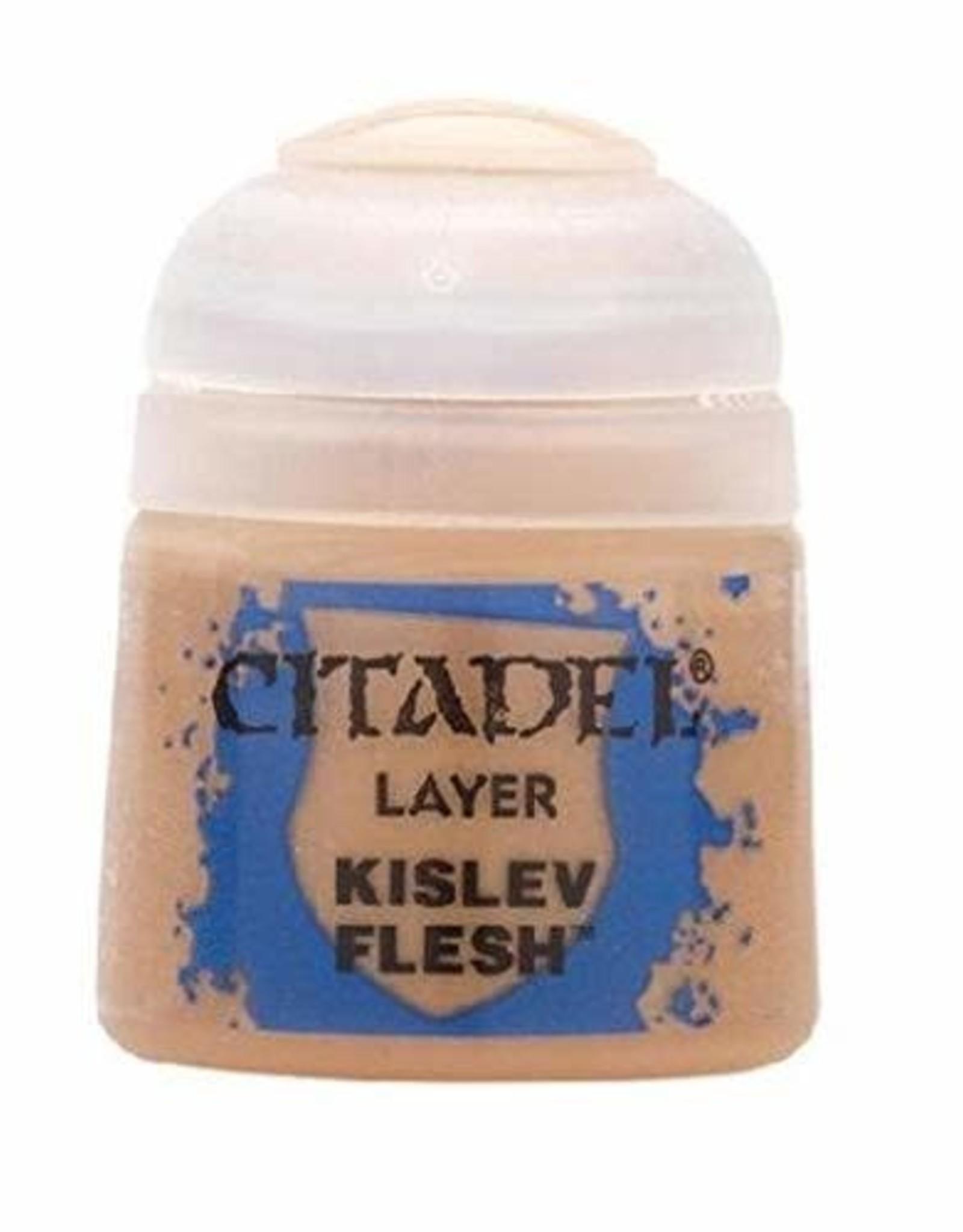 Games Workshop Citadel Paint: Layer - Kislev Flesh