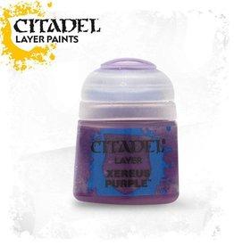 Games Workshop Citadel Paint: Layer - Xereus Purple