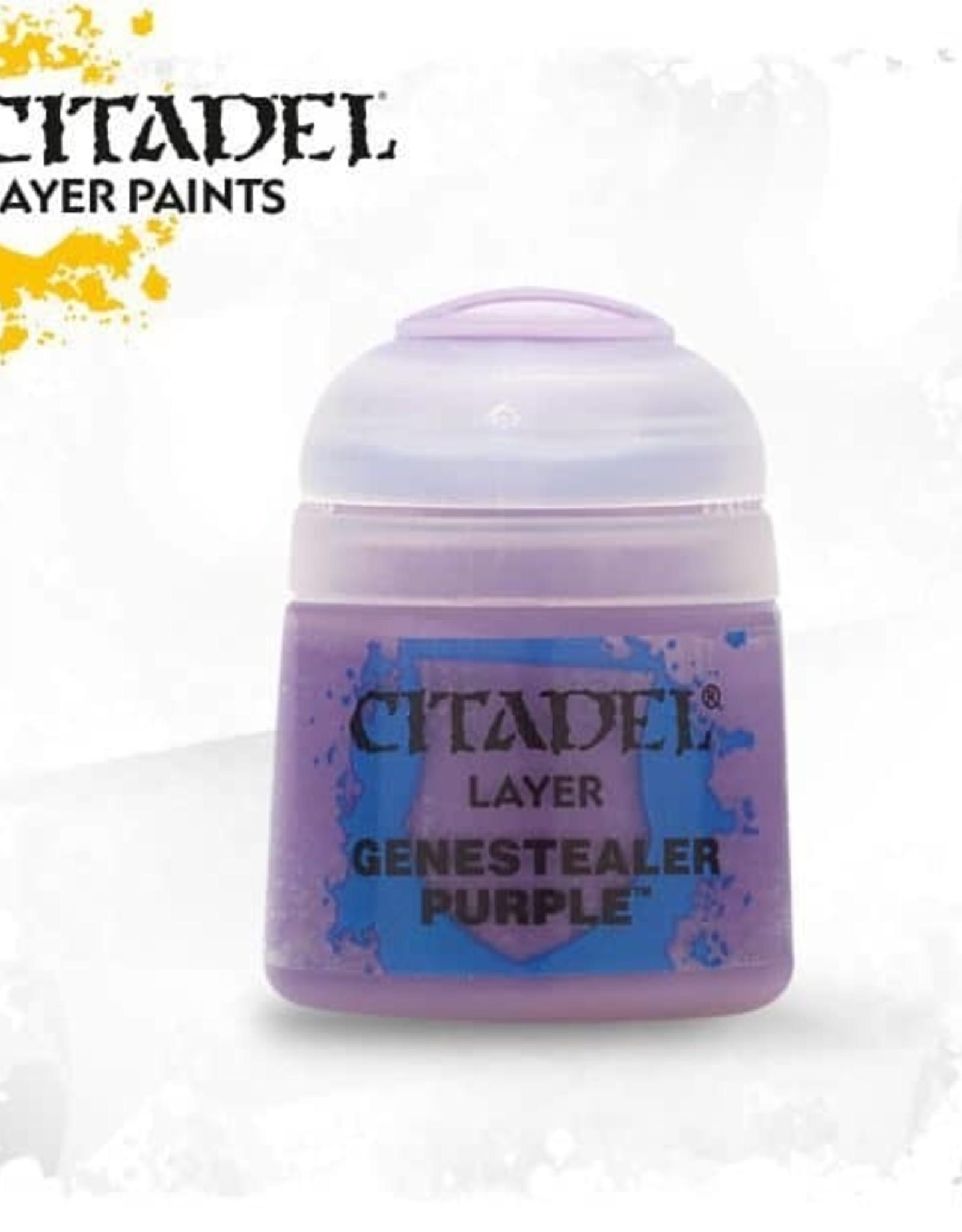 Games Workshop Citadel Paint: Layer - Genestealer Purple
