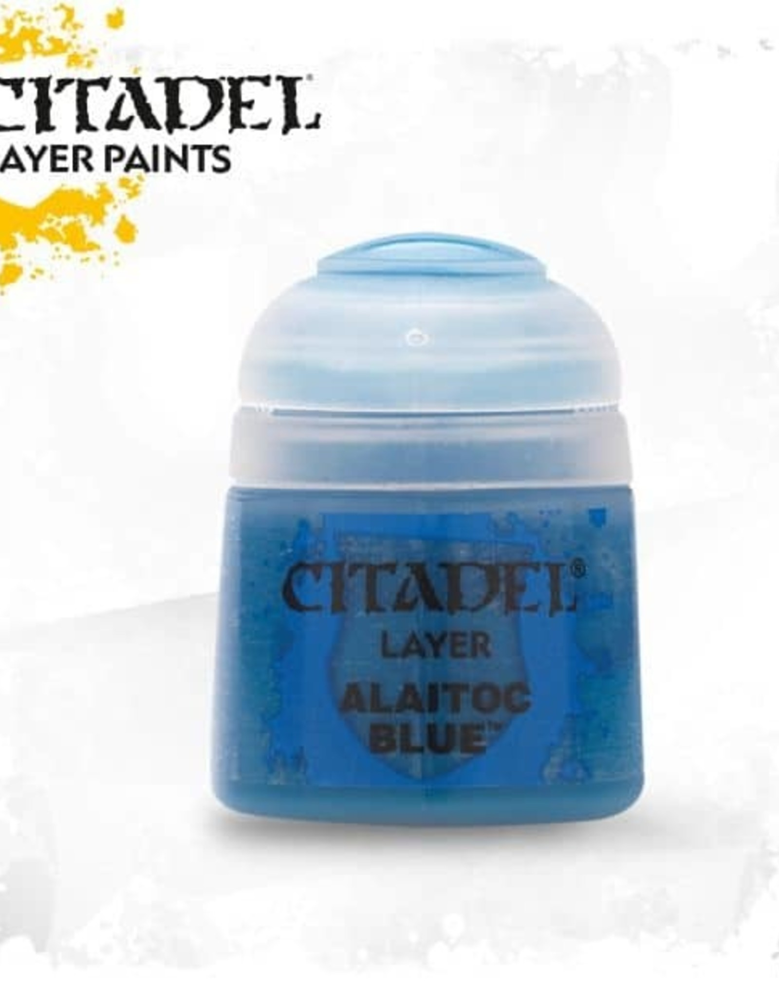 Games Workshop Citadel Paint: Layer - Alaitoc Blue