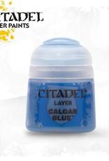 Games Workshop Citadel Paint: Layer - Calgar Blue