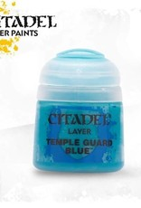 Games Workshop Citadel Paint: Layer - Temple Guard Blue