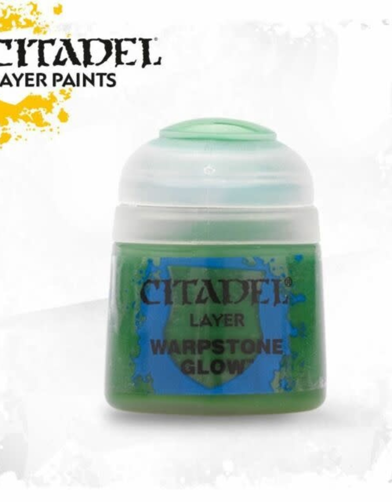 Games Workshop Citadel Paint: Layer - Warpstone Glow